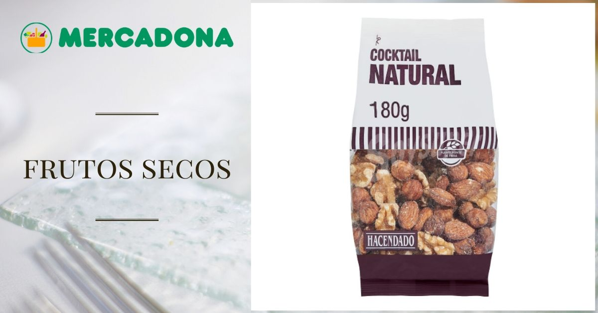 comprar frutos secos mercadona